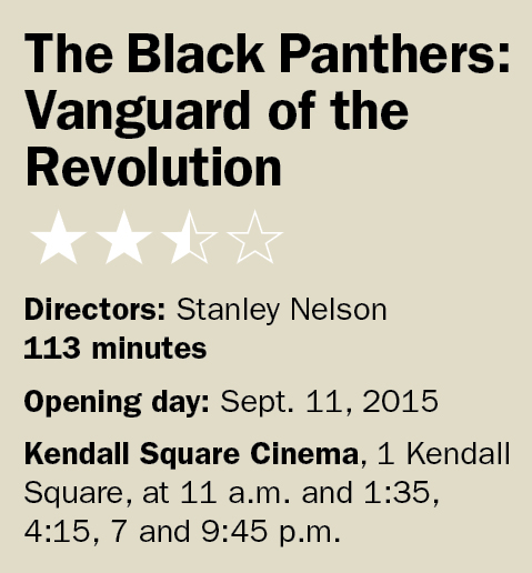 091115i The Black Panthers- Vanguard of the Revolution b